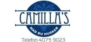 Camillas mad du husker Telefon 40759023 Festlokaler og mad ud af huset